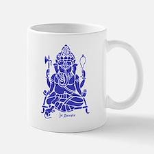 Jai Ganesh (Blue) Mug