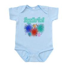 Happy New Year!! Infant Bodysuit