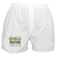 'RAINBOW WARRIORS Boxer Shorts