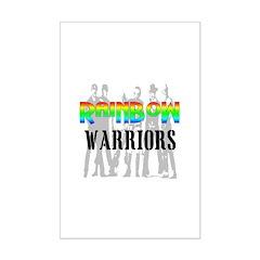 'RAINBOW WARRIORS Posters