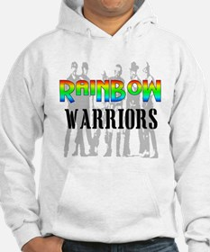 'RAINBOW WARRIORS Hoodie