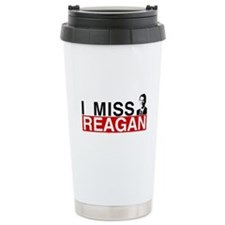 I Miss Reagan Travel Coffee Mug