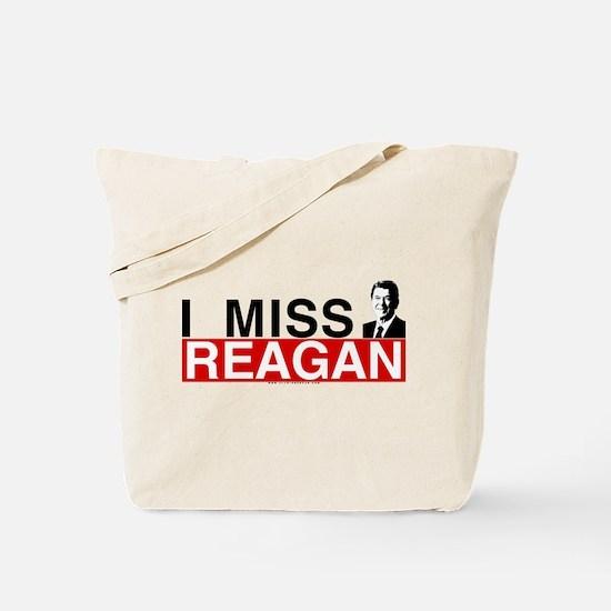 I Miss Reagan Tote Bag