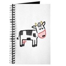 Cute Moo Cow Journal