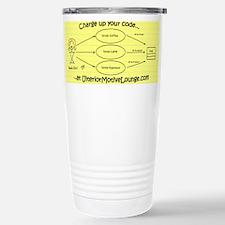 Caffeine Code Travel Mug