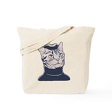 Sophisti-Cat Tote Bag