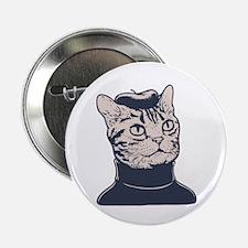 "Sophisti-Cat 2.25"" Button"