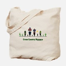 Cross Country Runners Tote Bag
