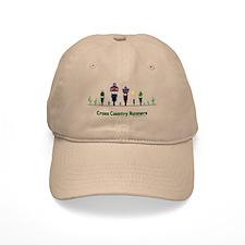 Cross Country Runners Baseball Cap