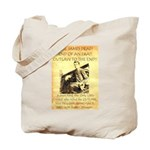 Robert Ford Tote Bag