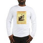 Robert Ford Long Sleeve T-Shirt