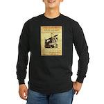 Robert Ford Long Sleeve Dark T-Shirt