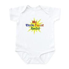 uncle david rocks Body Suit