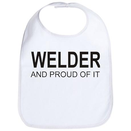 The Proud Welder Bib