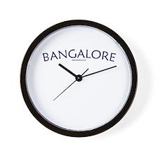 Bangalore - Wall Clock