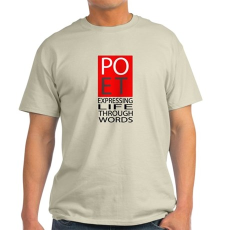 Poetic Mission - Light T-Shirt