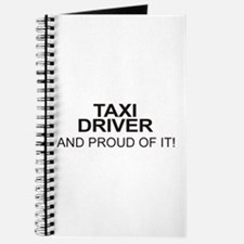 Proud Taxi Driver Journal