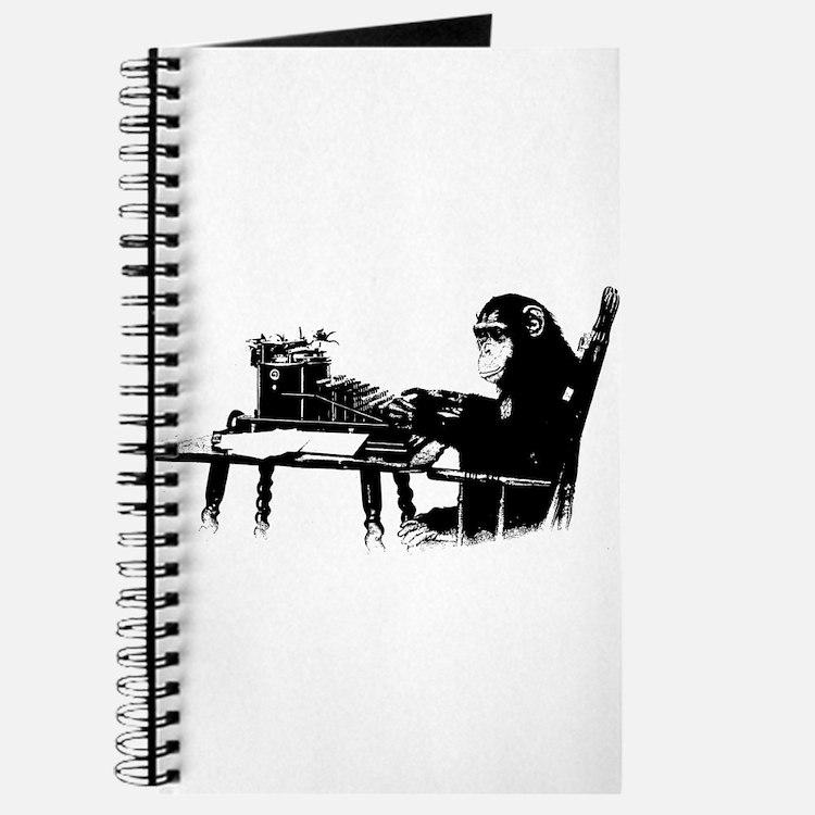 Typing chimpanze Journal