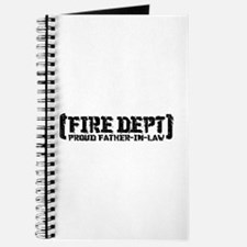 Proud Father-in-law Fire Dept Journal