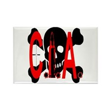 CIA Assassination Rectangle Magnet (10 pack)