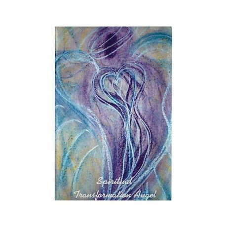 Spiritual Transformation Angel Magnet