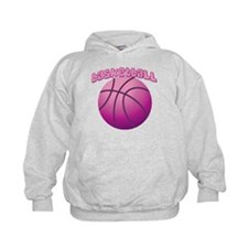 Pink BBall Hoodie