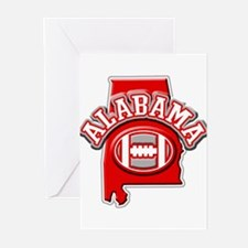 Alabama Football Greeting Cards (Pk of 10)