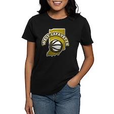 West Lafayette Basketball Tee