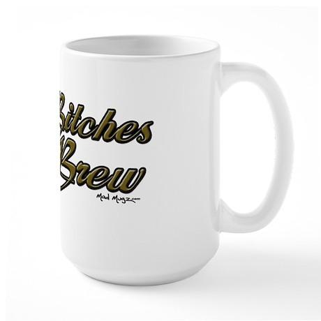 Bitches Brew Large Mug