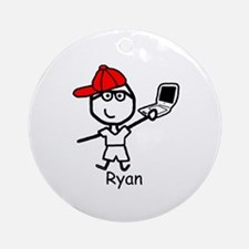 Mac - Ryan Ornament (Round)