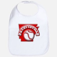 Fayetteville Baseball Bib