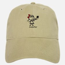 Mac - Jennifer Baseball Baseball Cap