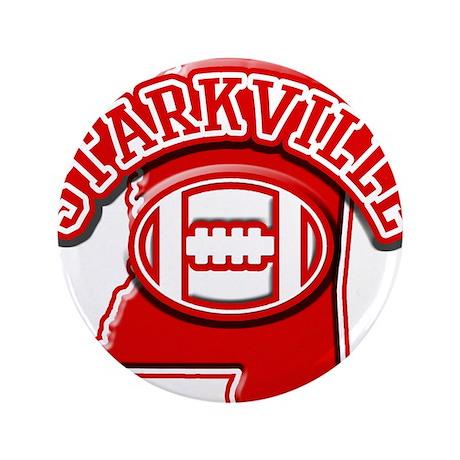 """Starkville Football 3.5"""" Button"""