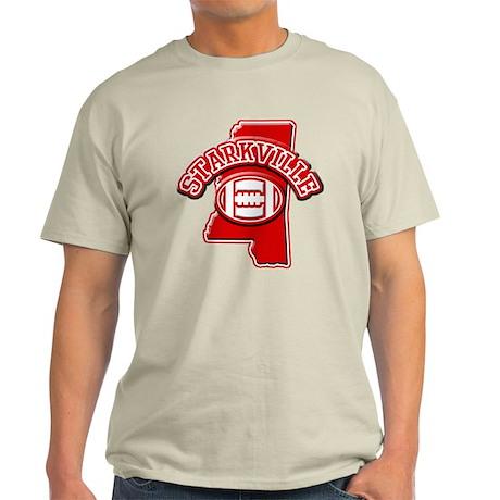 Starkville Football Light T-Shirt
