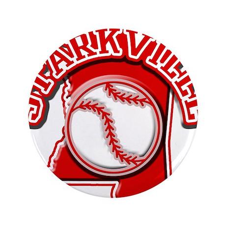 "Starkville Baseball 3.5"" Button"
