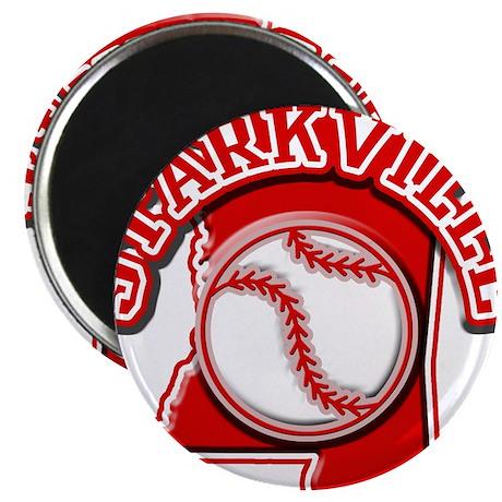 Starkville Baseball Magnet
