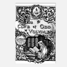 Odd Volume Postcards (Package of 8)