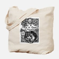 Odd Volume Tote Bag