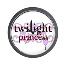 Twilight Princess Wall Clock