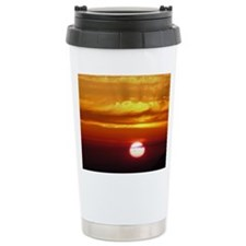 Travel Mug - Squaw Valley Sunset