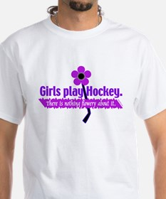 Girls play Hockey Shirt