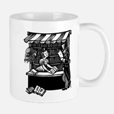 Book Stall Mug