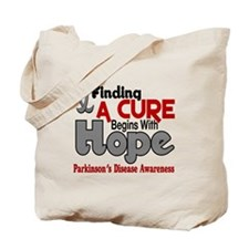 HOPE Parkinson's Disease 5 Tote Bag