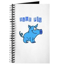 BLUE PIG Journal