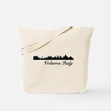 Volterra Italy Skyline Tote Bag