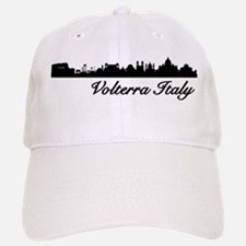 Volterra Italy Skyline Baseball Baseball Cap