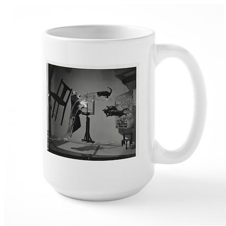 The Dali Atomicus Large Mug