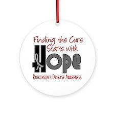 HOPE Parkinson's Disease 4 Ornament (Round)