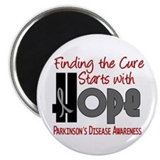 HOPE Parkinson's Disease 4 Magnet