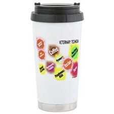 Veterinary Technician Splat Travel Mug